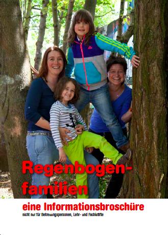 Informationsbroschüre Regenbogenfamilien