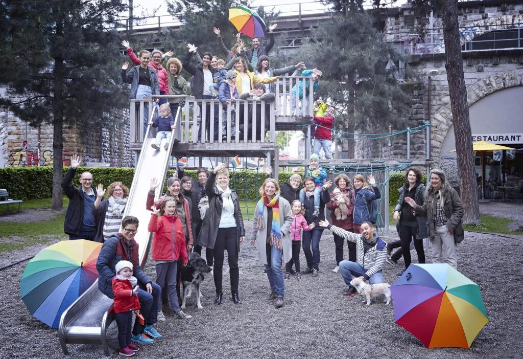 Regenbogenfamilien Gleichstellungspreis Zürich 2019