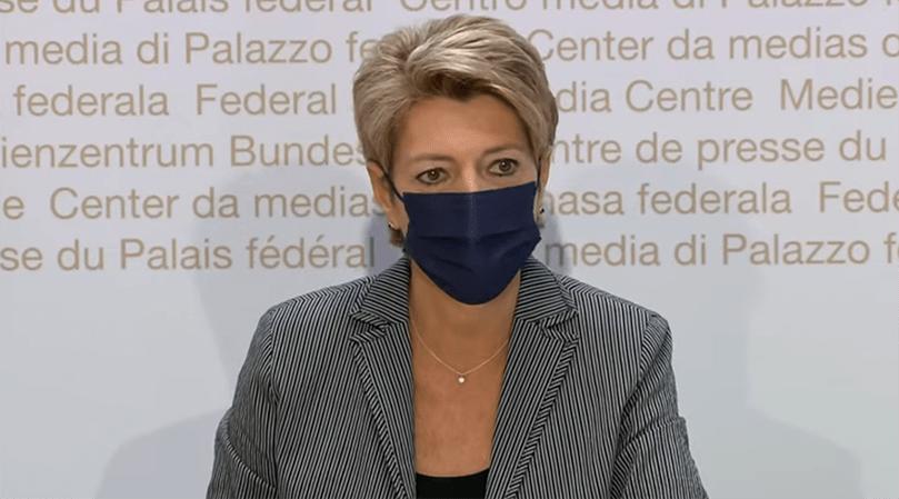 BundesrätinKarinKellerSutter